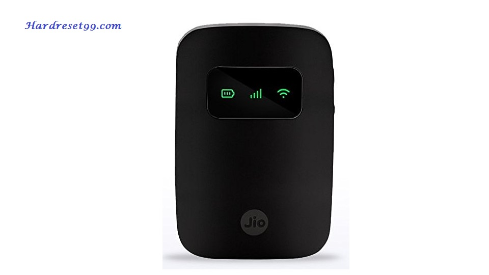 Jio JMR540 Router - How to Reset to Factory Settings