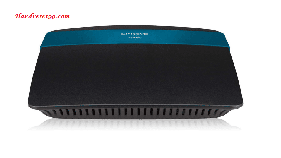Linksys EA2700 Router - How to Reset to Factory Settings