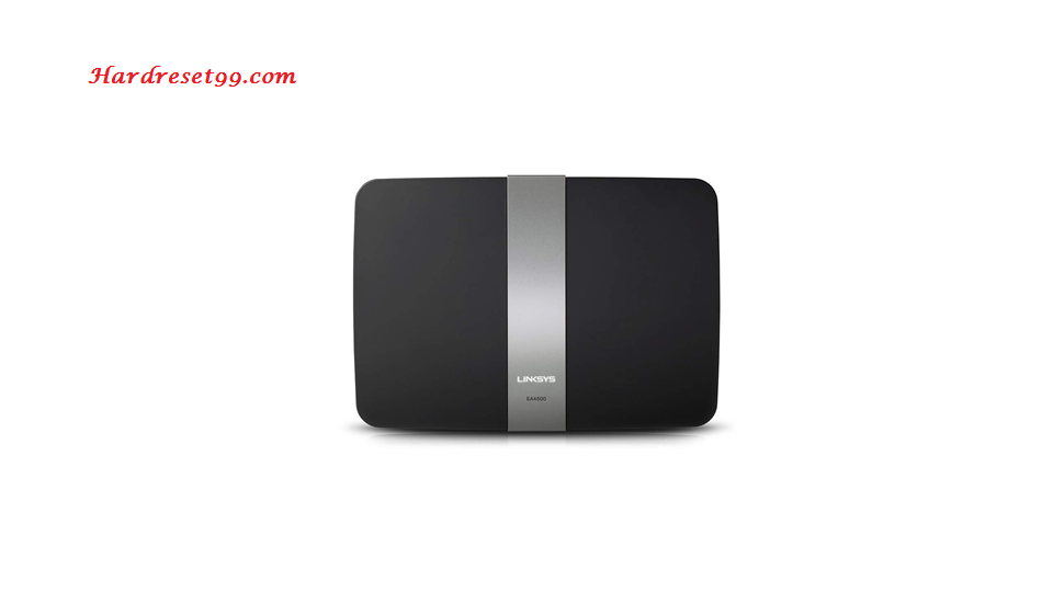 Linksys EA4500 Router - How to Reset to Factory Settings