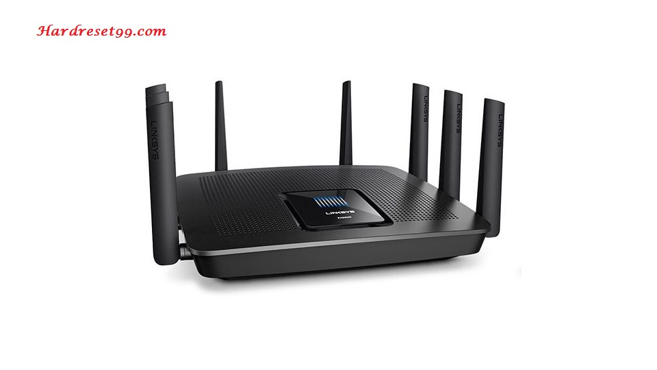 Linksys EA9500 Router - How to Reset to Factory Settings