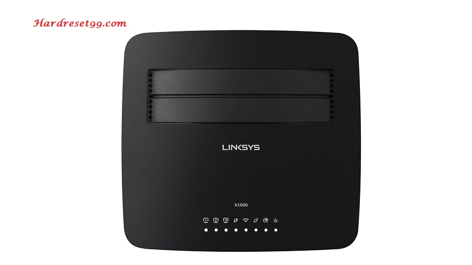Linksys WAG160N Router - How to Reset to Factory Settings