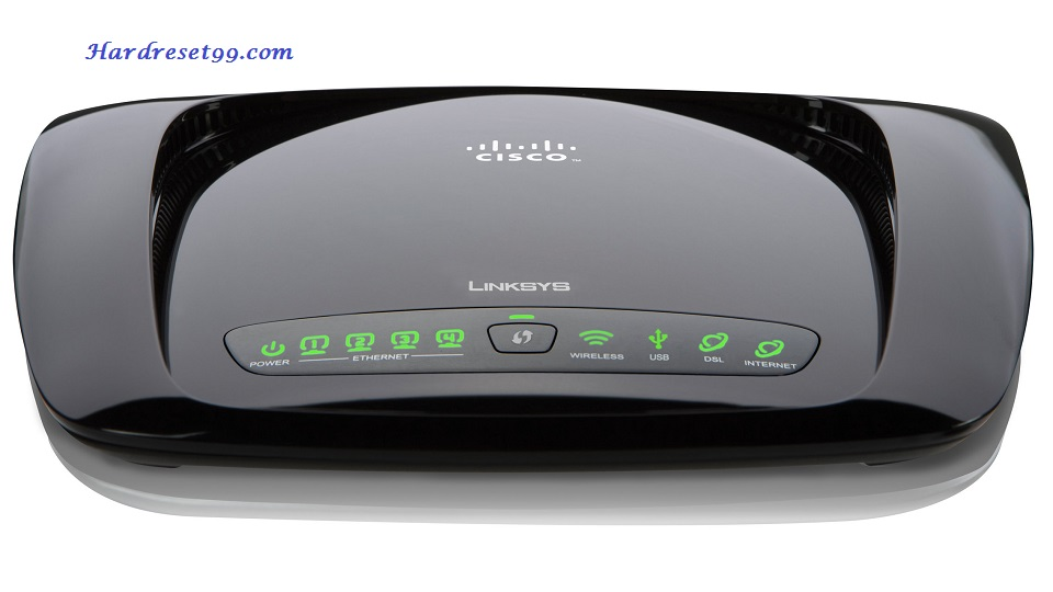 Linksys WAG320N Router - How to Reset to Factory Settings