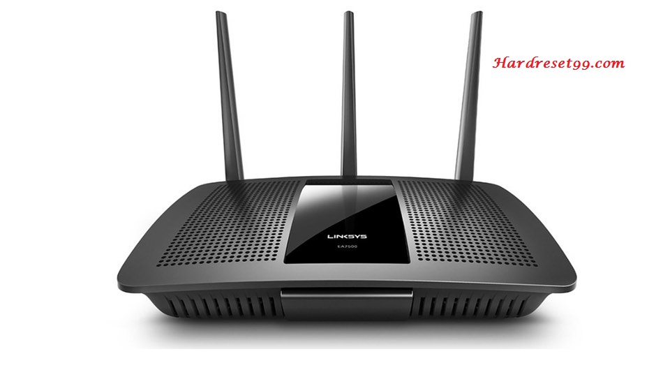 Linksys WML11B Router - How to Reset to Factory Settings
