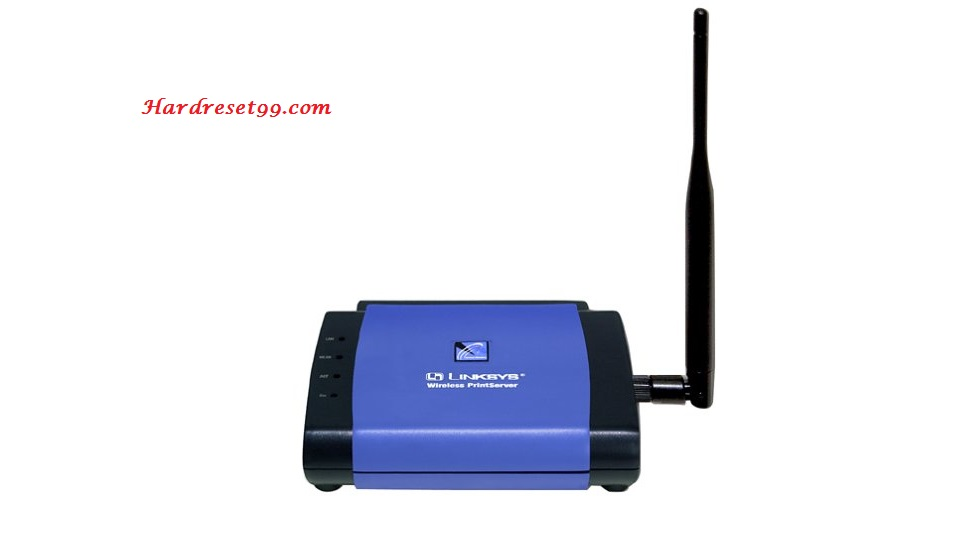 Linksys WPS11 Router - How to Reset to Factory Settings