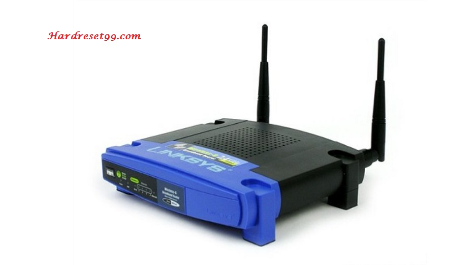 Linksys WRT100 Router - How to Reset to Factory Settings
