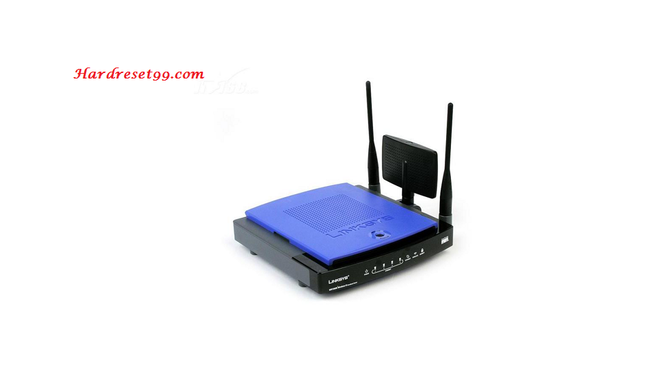Linksys WRT300N Router - How to Reset to Factory Settings