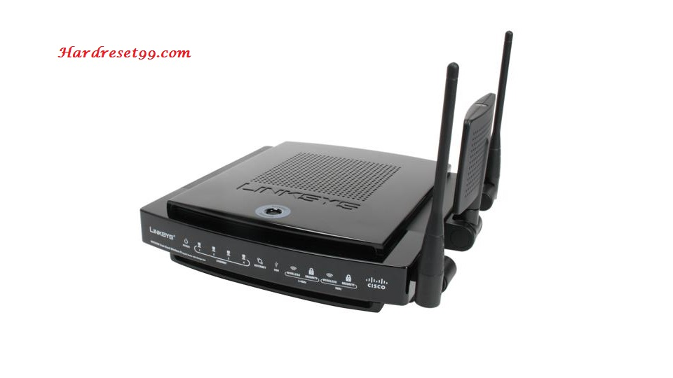 Linksys WRT600N Router - How to Reset to Factory Settings