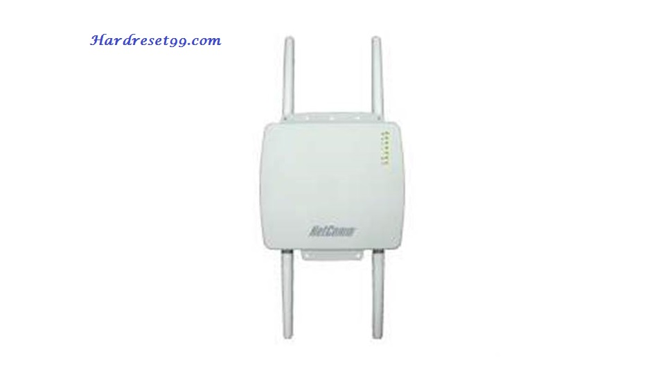 NetComm 3G9WB Router - How to Reset to Factory Settings