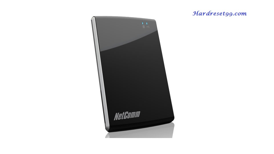 NetComm MyZone-3G24W Router - How to Reset to Factory Settings