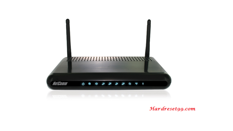 NetComm NP805N-11n Router - How to Reset to Factory Settings