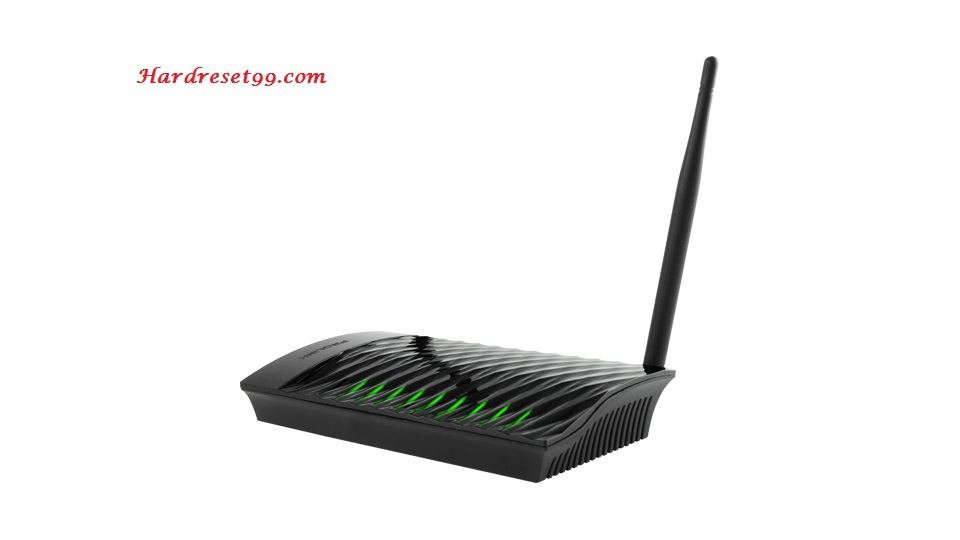 Prolink H6300G Router - How to Reset to Factory Settings