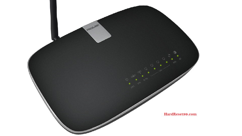 Prolink Hurricane-9000G Router - How to Reset to Factory Settings