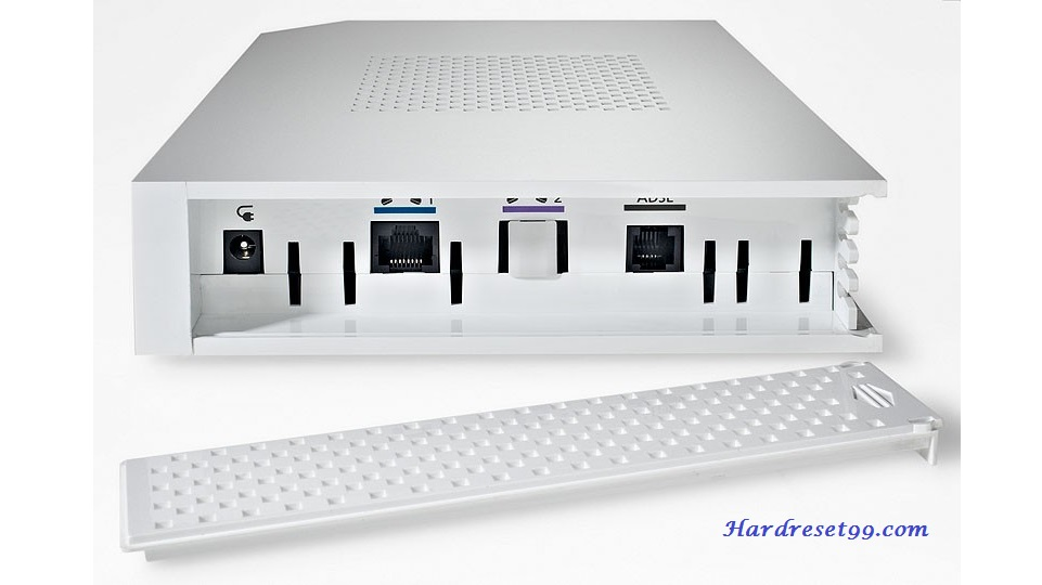 Sagem Livebox FTTHv2 Router - How to Reset to Factory Settings