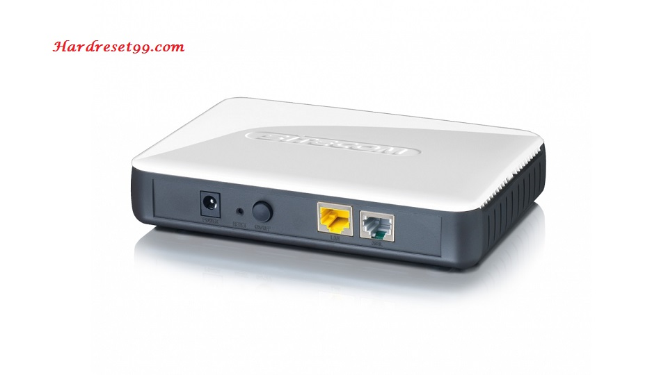 Sitecom DC-214 Router - How to Reset to Factory Settings