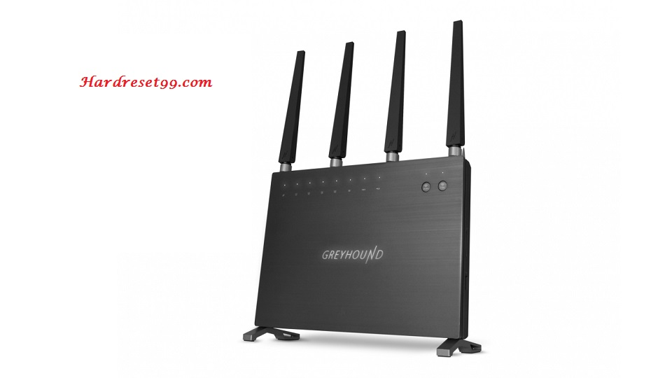Sitecom Greyhound Router - How to Reset to Factory Settings