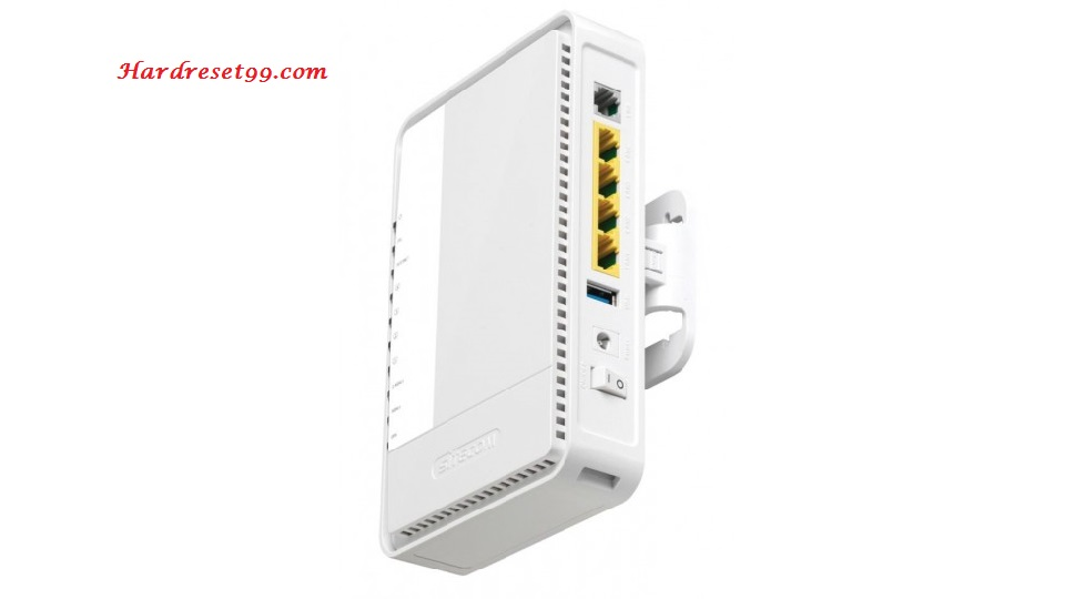 Sitecom X5_N600 Router - How to Reset to Factory Settings