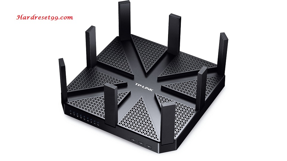 TP-Link Archer C5400 Router - How to Factory Reset