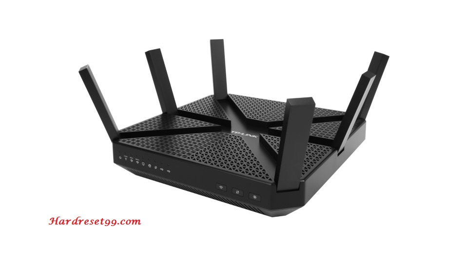 TP-Link Archer D2 Router - How to Reset to Factory Settings