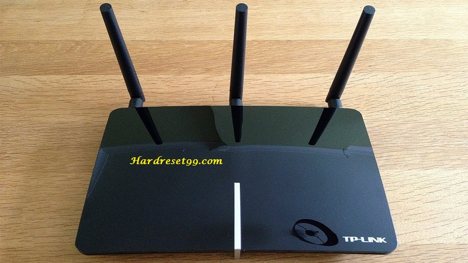 TP-Link Archer D5 Router - How to Reset to Factory Settings