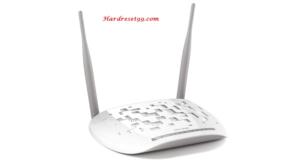 TP-Link TD-W8961N Router - How to Reset to Factory Settings