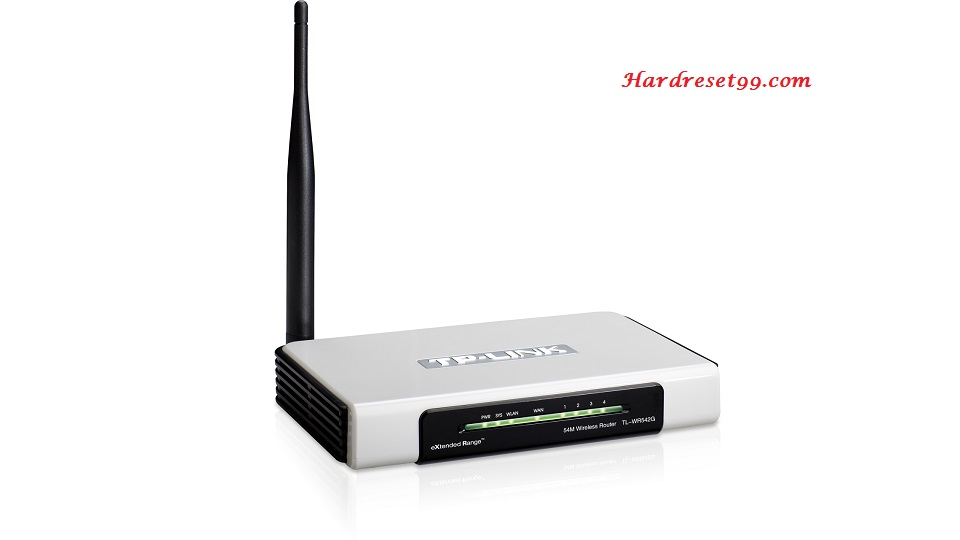 TP-Link TL-WR720N Router - How to Factory Reset