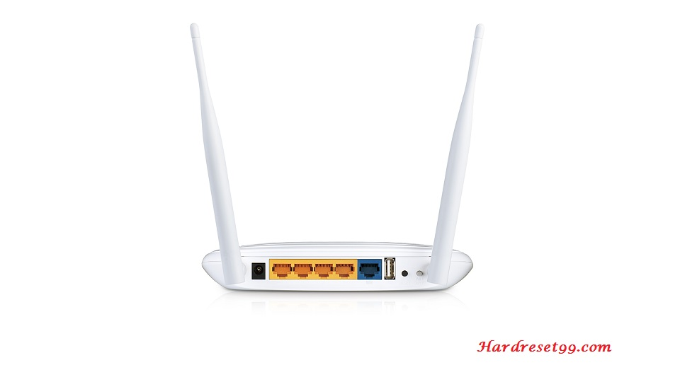 TP-Link TL-WR842ND Router - How to Reset to Factory Settings