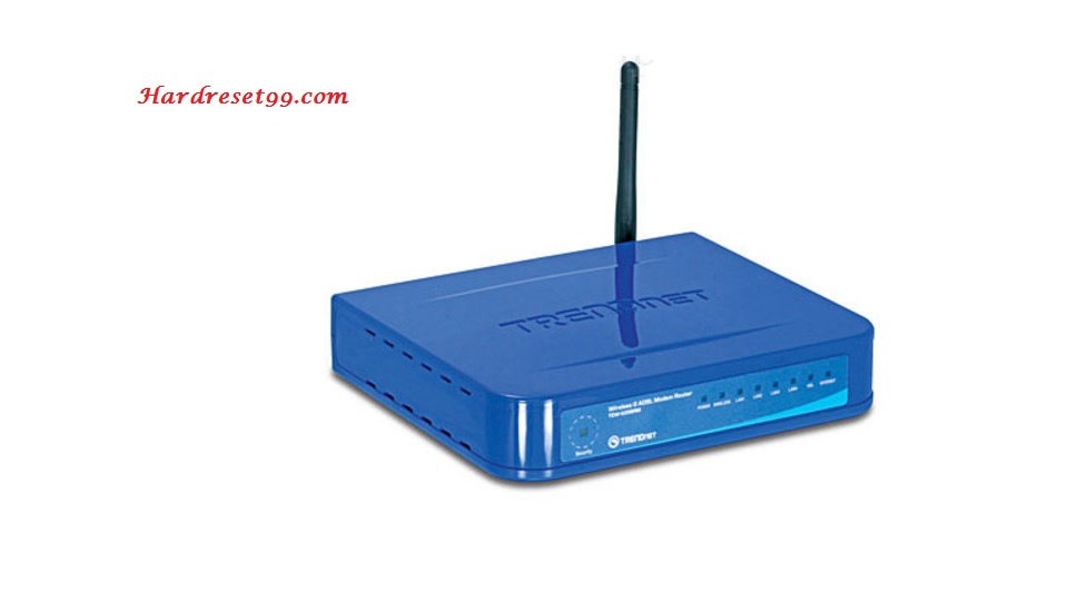 TRENDnet TEW-435BRMv3 Router - How to Reset to Factory Settings