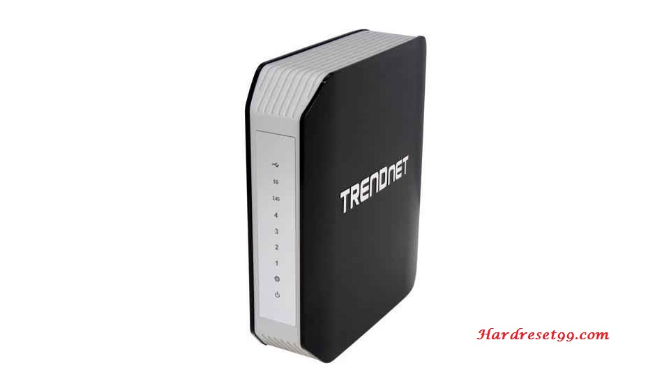 TRENDnet TEW-812DRUv2 Router - How to Reset to Factory Settings