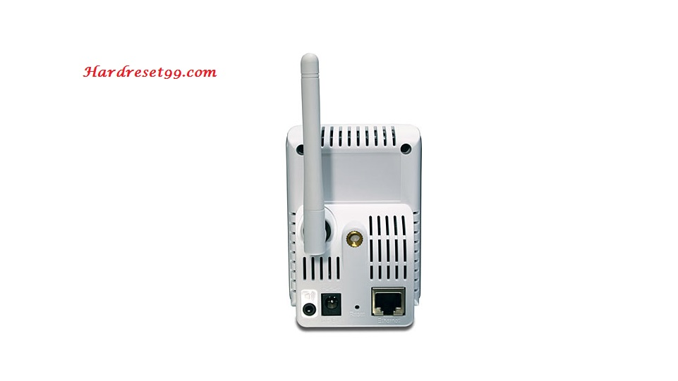 TRENDnet TV-IP212W Router - How to Reset to Factory Settings