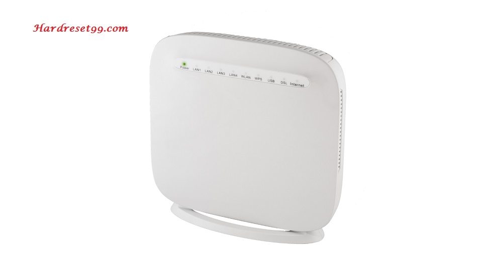 Telewell TW-EAV510v2 Router - How to Reset to Factory Settings