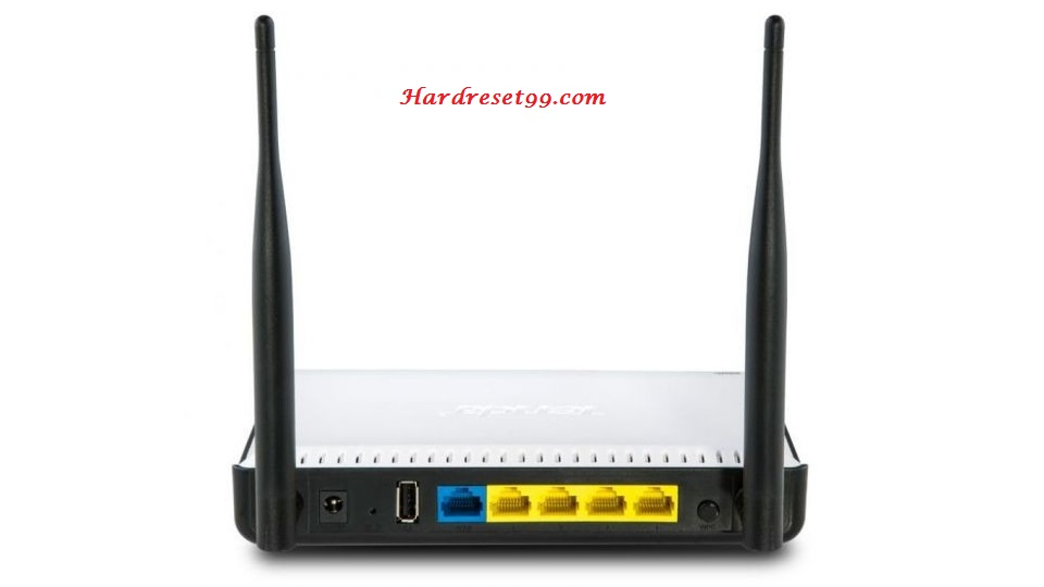 Tenda 3G622R Plus Router - How to Reset to Factory Settings