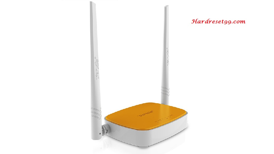 Tenda N304 Router - How to Reset to Factory Settings