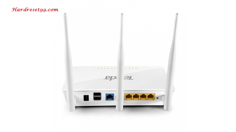 Tenda N80 Router - How to Reset to Factory Settings