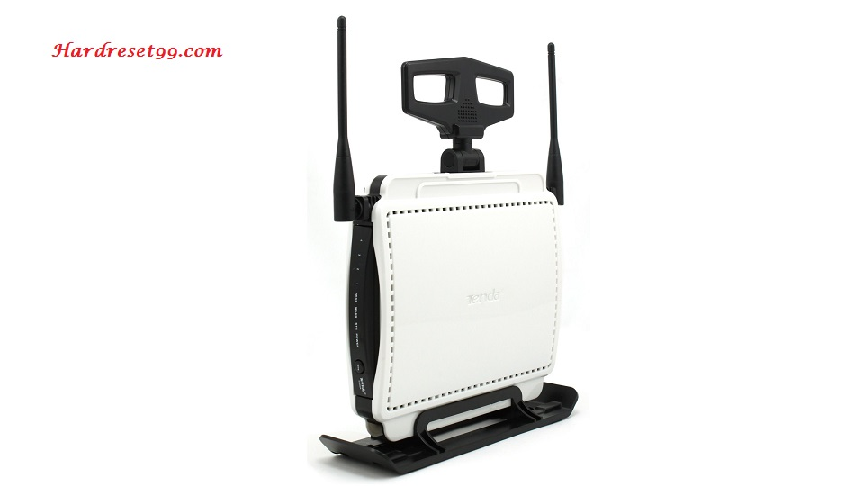 Tenda W330R Router - How to Reset to Factory Settings