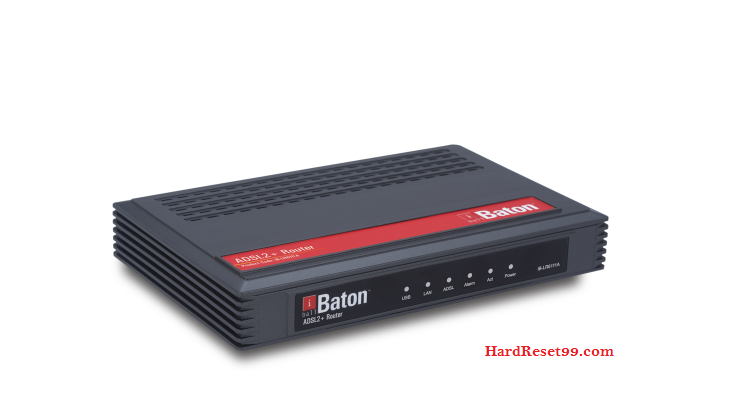 iBall iB-LR6111A Router - How to Reset to Factory Settings