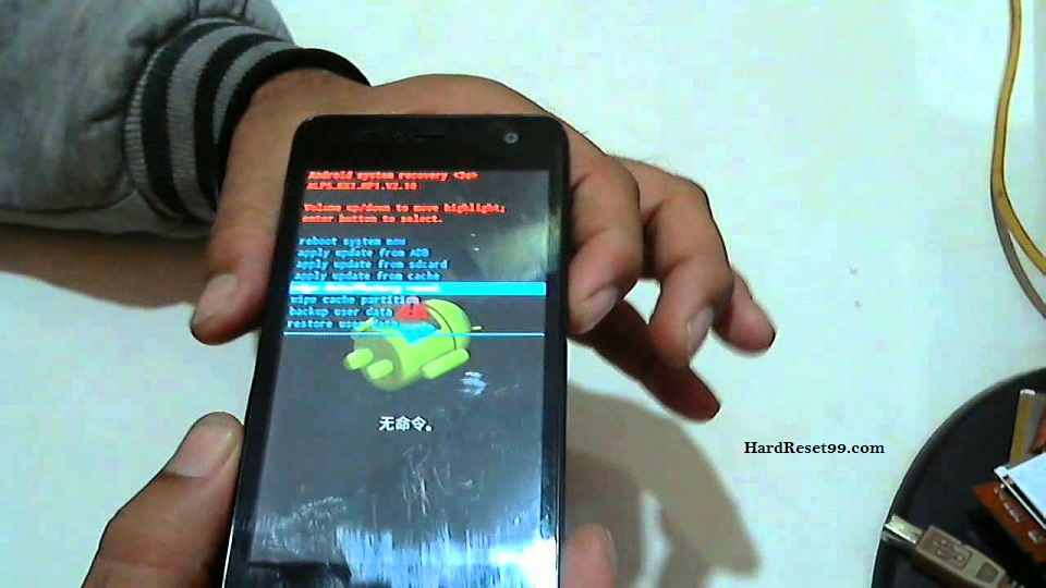 Micromax D303 Hard reset - How To Factory Reset