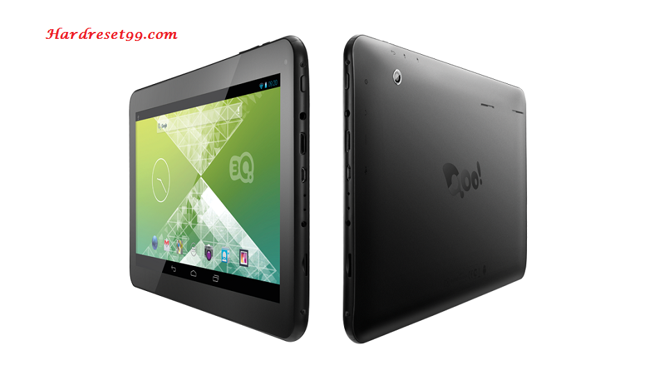 3Q Q-pad RC0734H Hard reset - How To Factory Reset