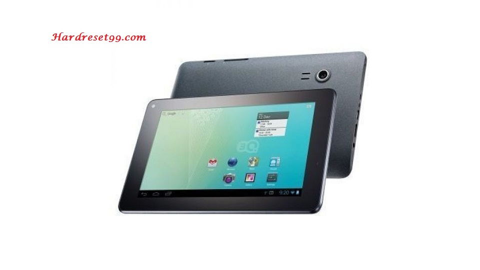 3Q p-pad RC0718 Hard reset - How To Factory Reset