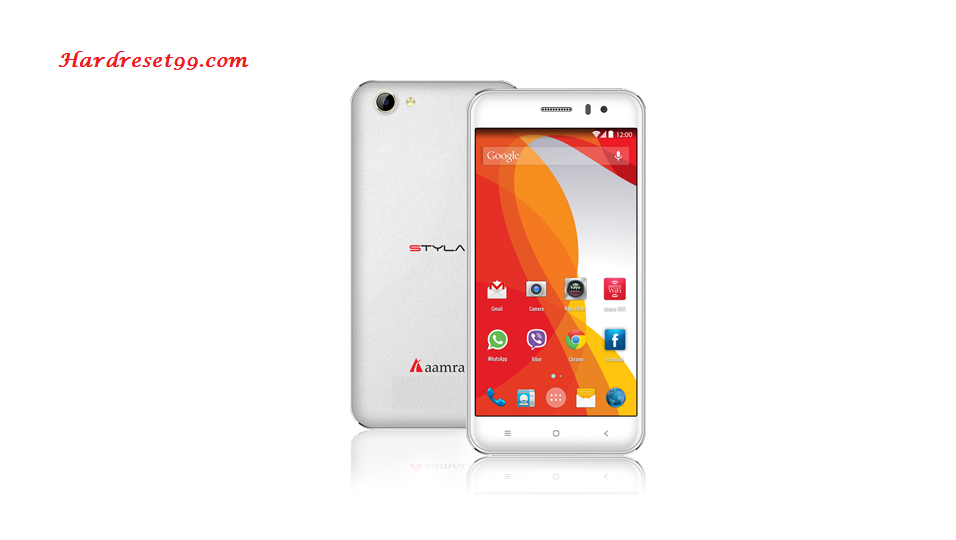 AAMRA aPhone Hard reset - How To Factory Reset
