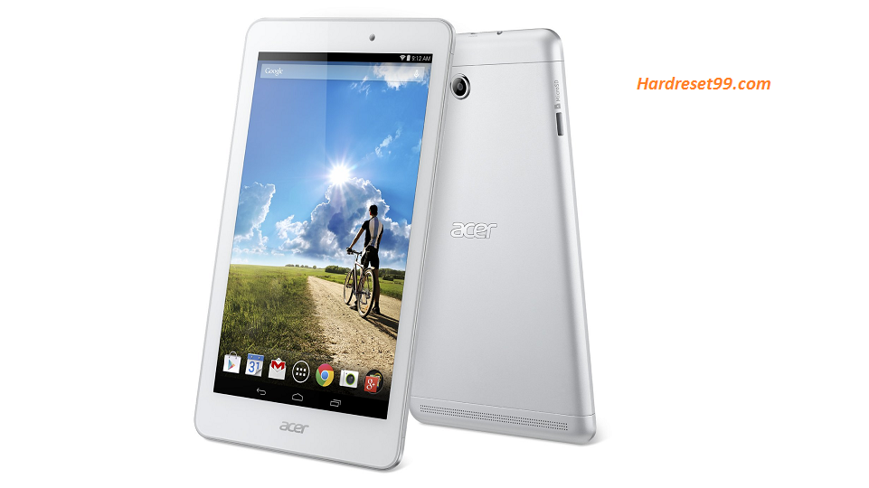 ACER A1-840 Iconia Tab 8 Hard reset, Factory Reset and Password Recovery