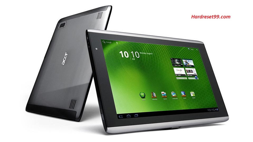how to get cpuid acer iconia a501
