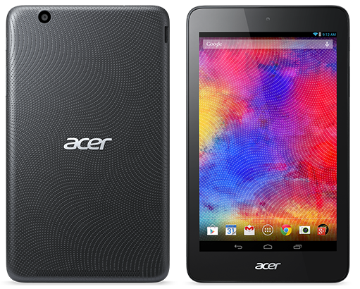 ACER B1-750 Iconia One 7 Hard reset, Factory Reset and Password Recovery