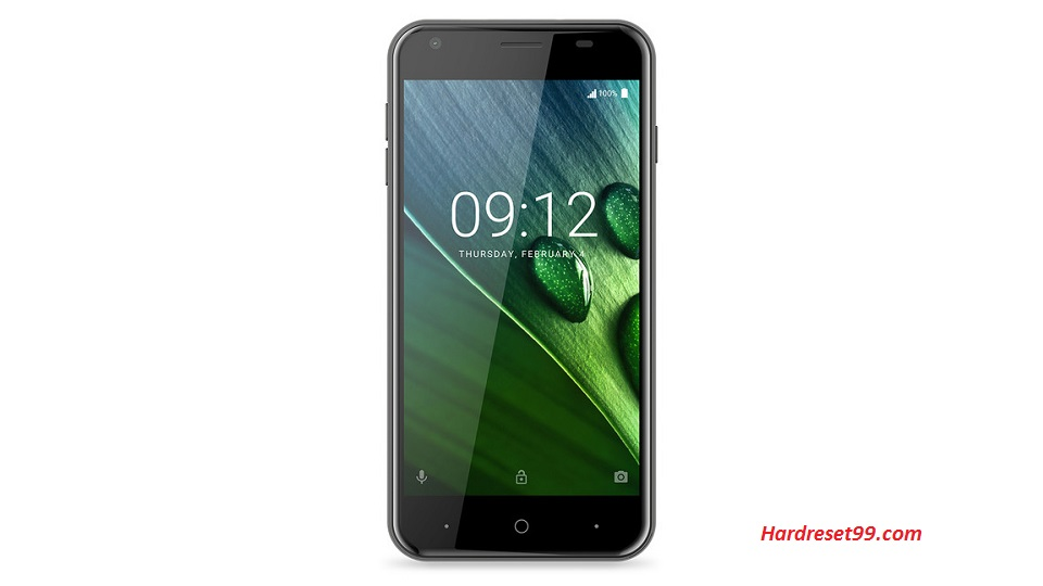 ACER Liquid Z6 Hard reset, Factory Reset and Password Recovery