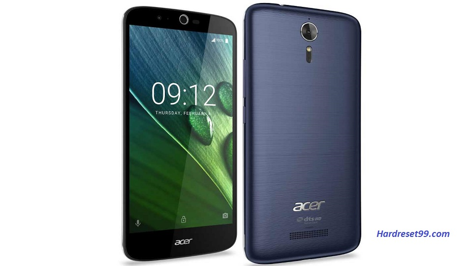ACER Liquid Zest Plus Z628 Hard reset, Factory Reset and Password Recovery