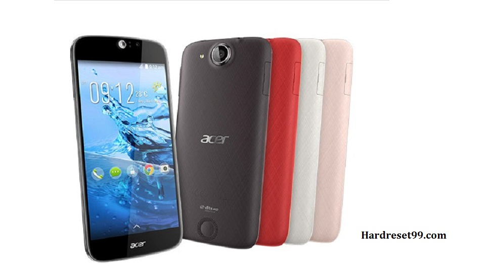 ACER S56 Liquid Jade S Hard reset, Factory Reset and Password Recovery