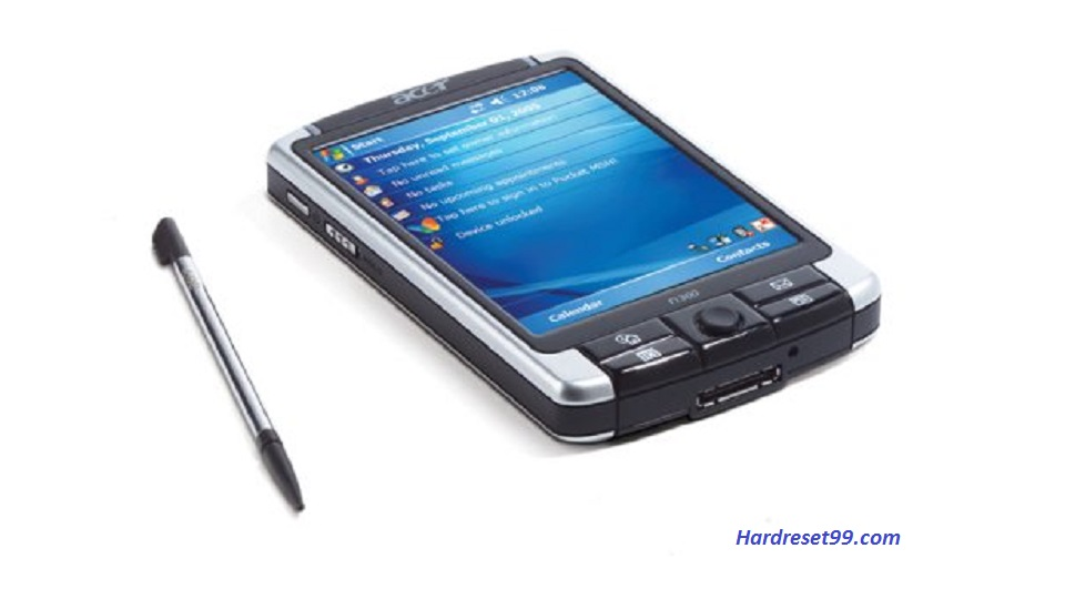 ACER n311 Hard reset, Factory Reset and Password Recovery