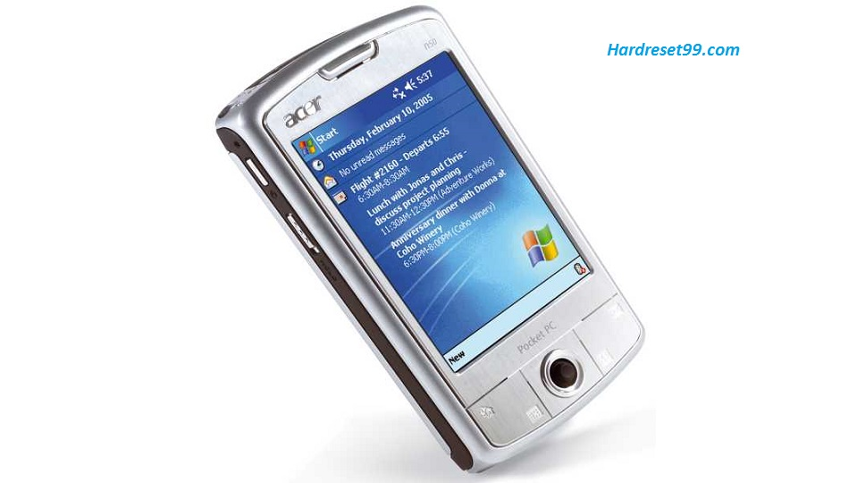 ACER n50 Hard reset, Factory Reset and Password Recovery