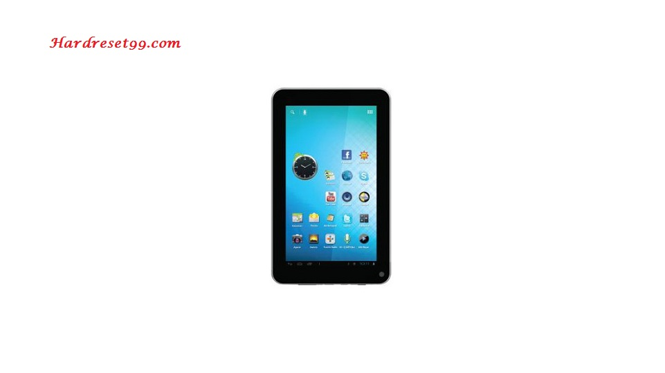 ADAX TAB 7DC2 7 Hard reset - How To Factory Reset