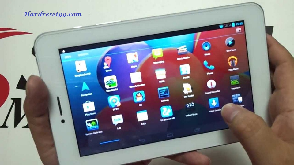 AINOL Novo 7 Aurora II Hard reset - How To Factory Reset