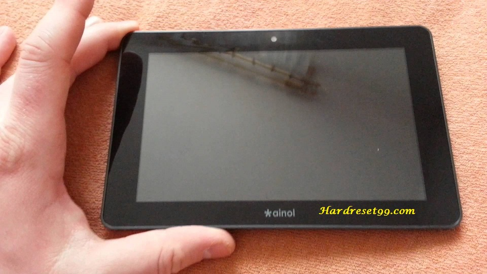 AINOL Novo 7 Venus Hard reset - How To Factory Reset